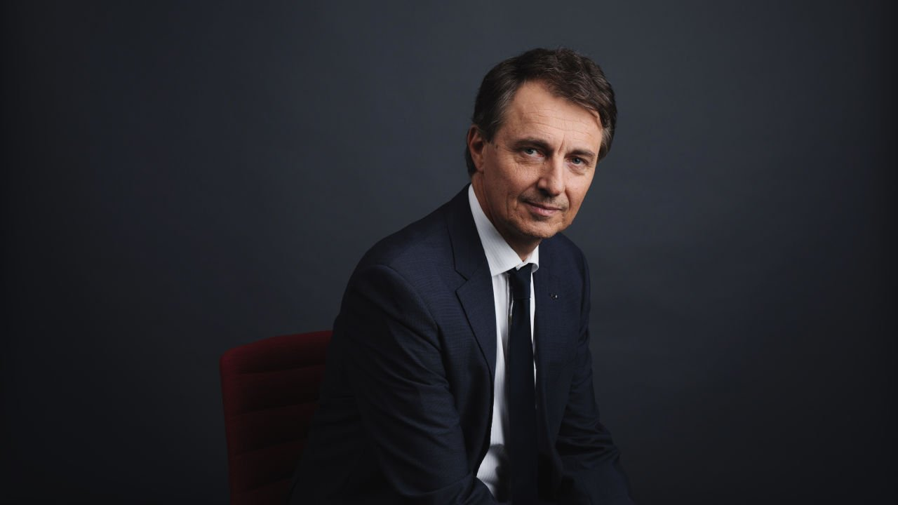 CEO Jean-Pol Bouharmont on his career
