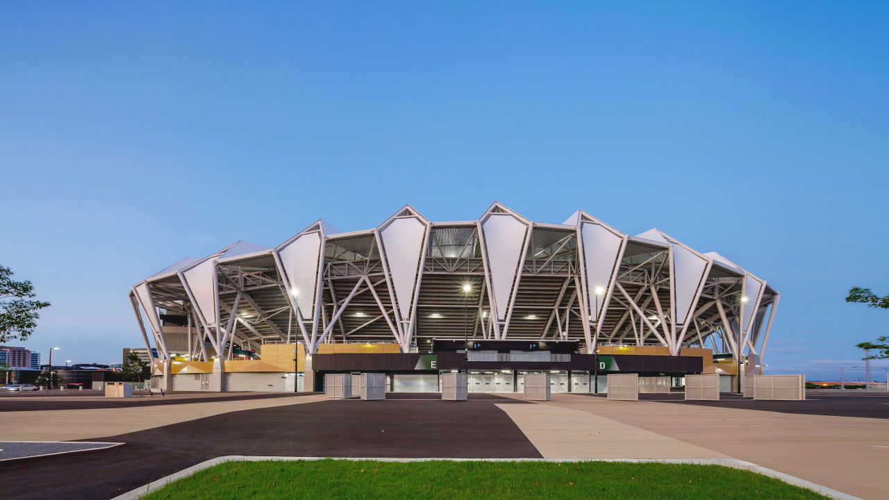 Awarded for Queensland Country Bank Stadium
