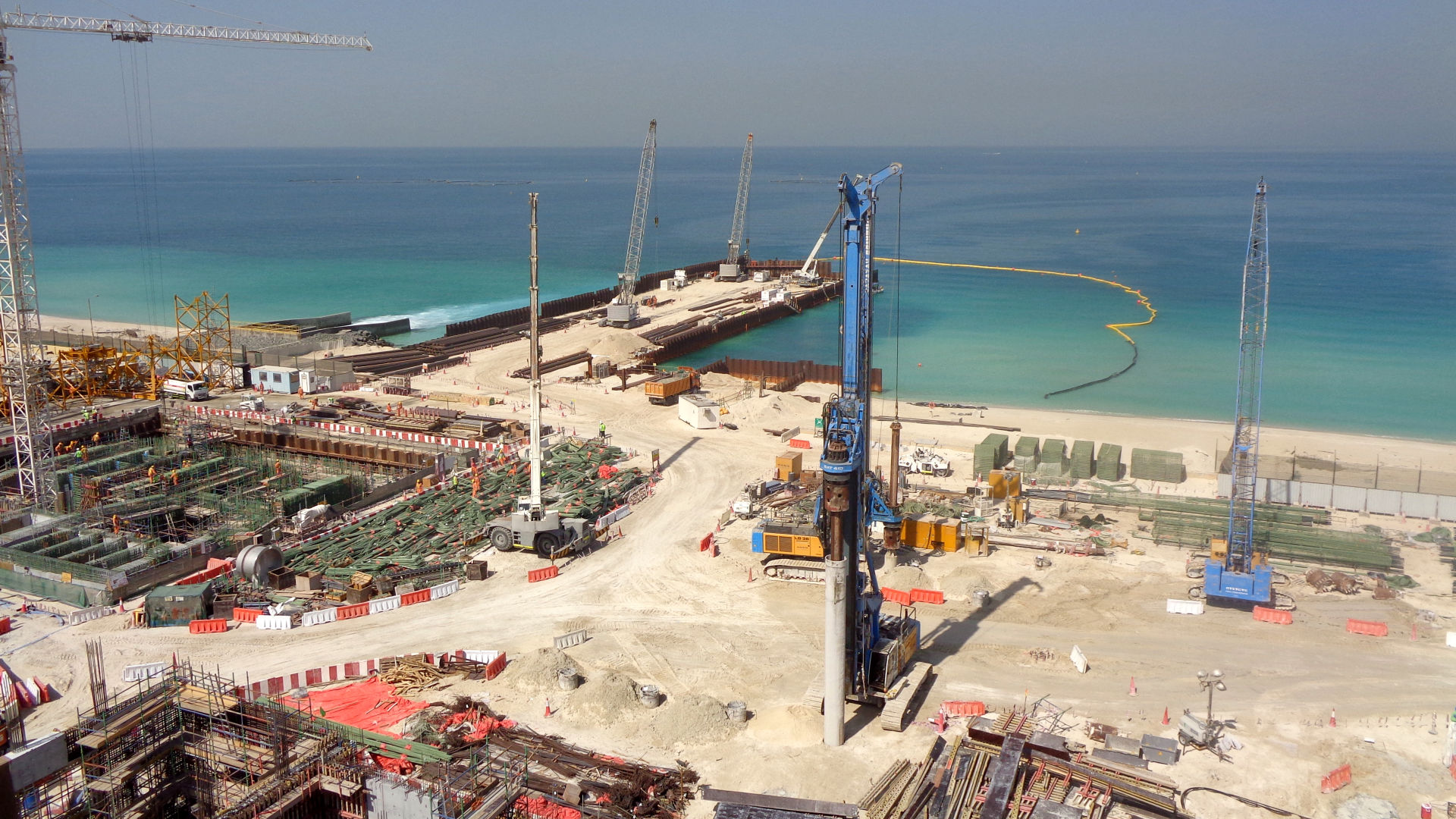 Jebel Ali Power Station Sea Water Reverse Osmosis Plant