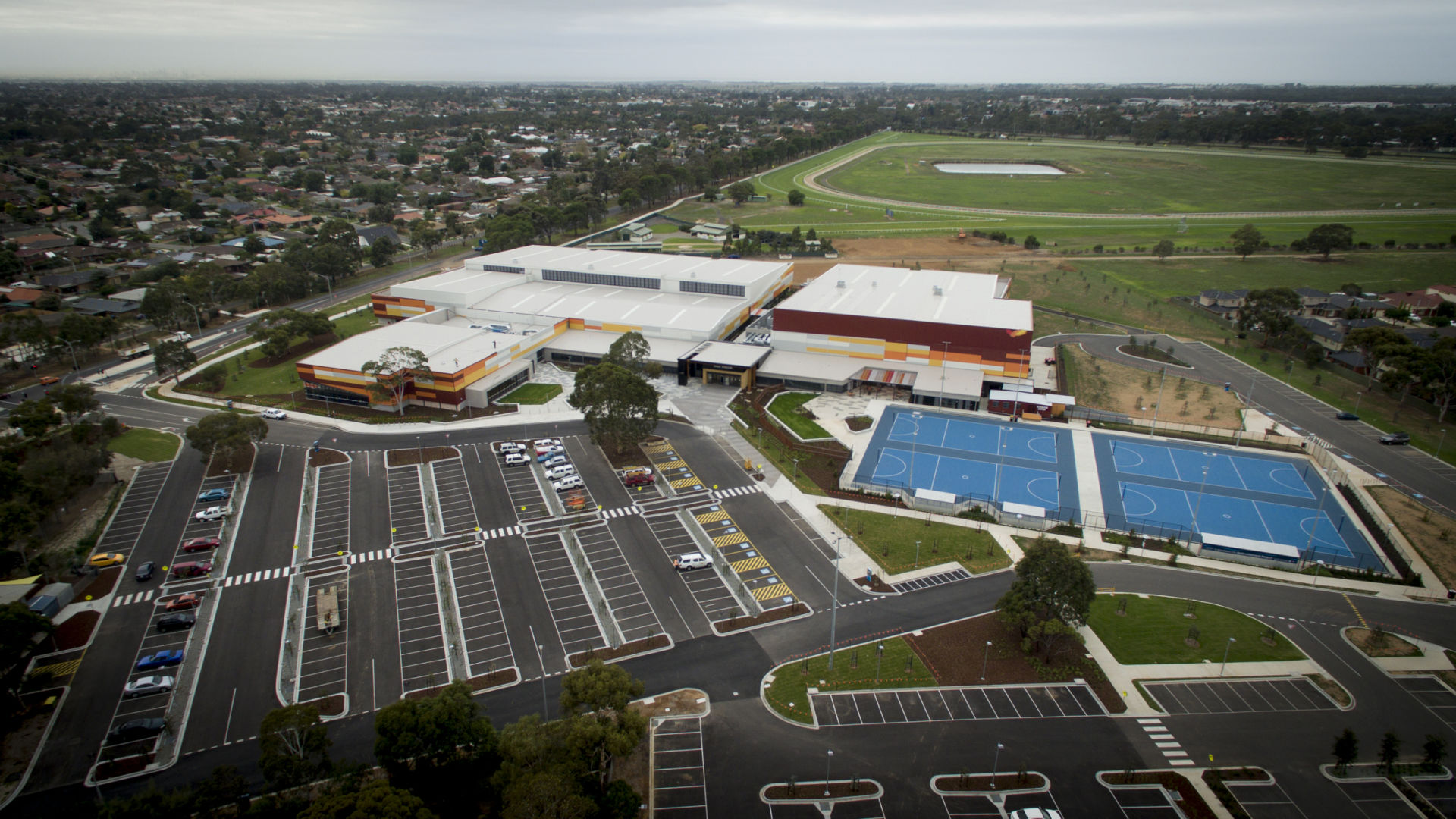 Werribee Sports and Fitness Centre