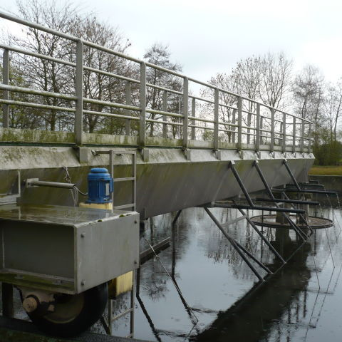 Putte and Ossendrecht Wastewater Treatment Plant