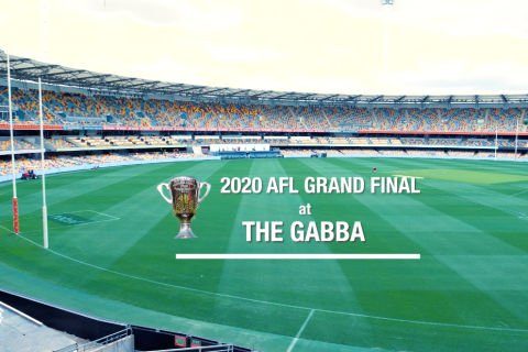 Spectacular Grand Final debut for refurbished Gabba