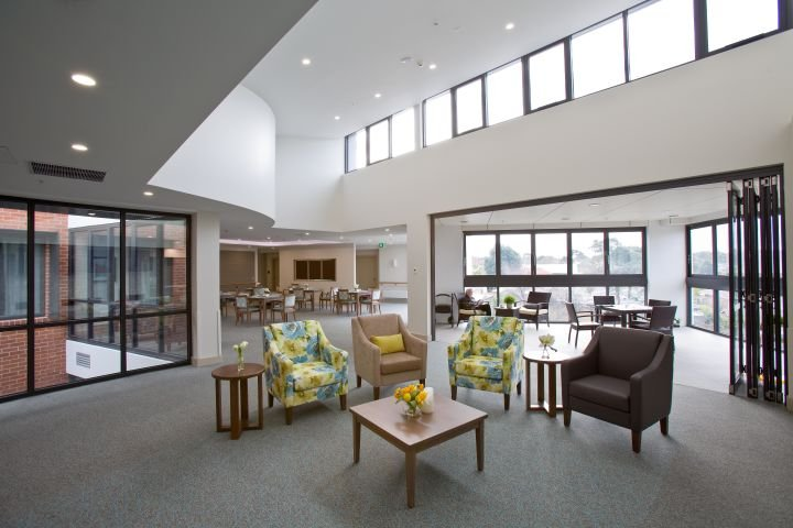 Baptcare Strathalan Residential Aged Care Facility