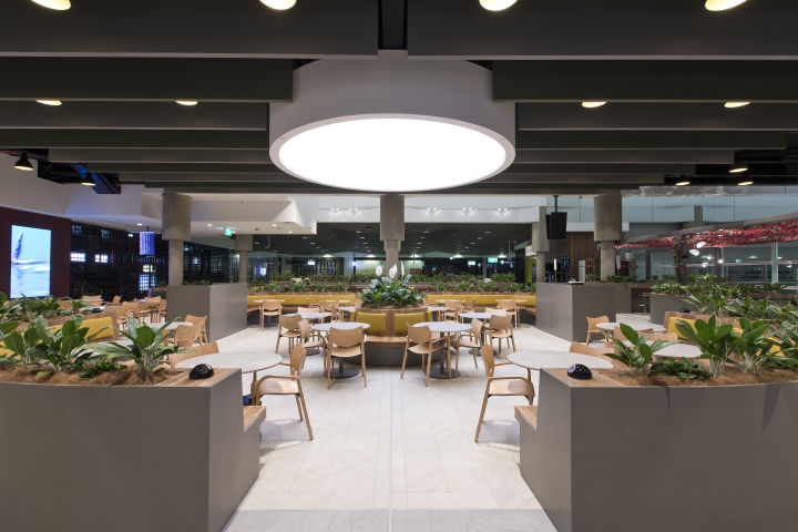 Brisbane Airport Upgrades