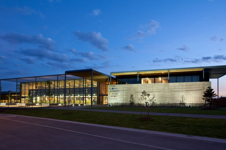 Hume Global Learning Centre