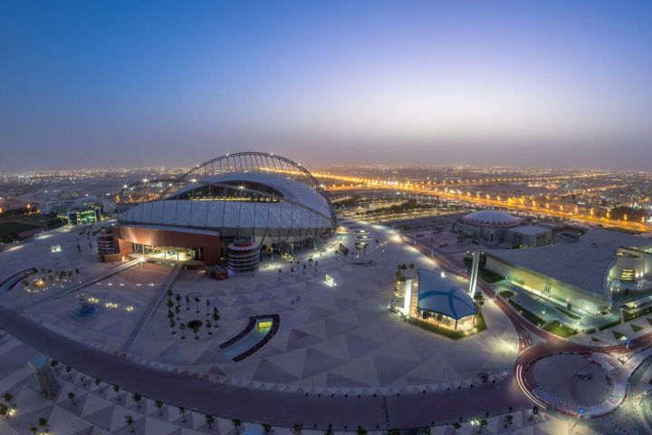 Khalifa Stadium Renovation