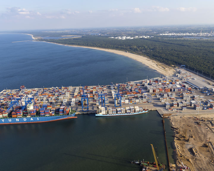 Gdansk Deepwater Container Terminal